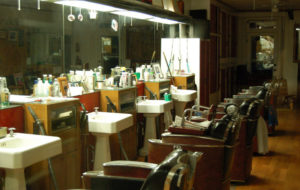 Barbershop Interior